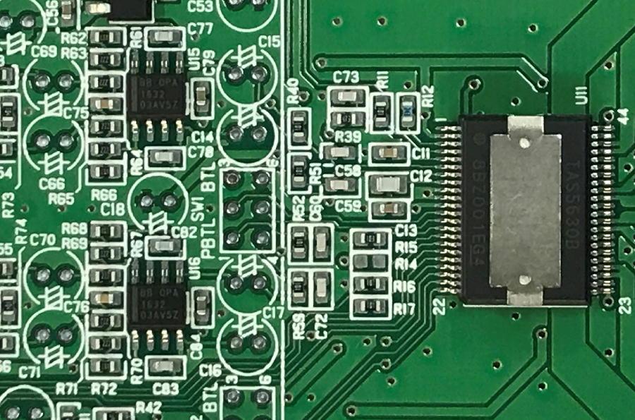 実装基板10266 アンプ回路