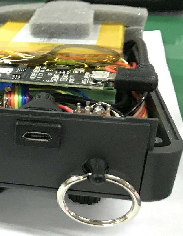 実装基板No.10238 特定小電力送信ユニット改造作業