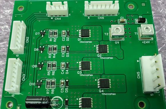 実装基板10283 電源回路中継基板