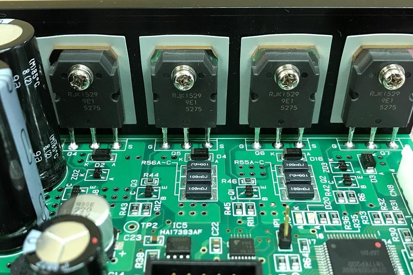 10296 ペルチェ素子制御回路基板