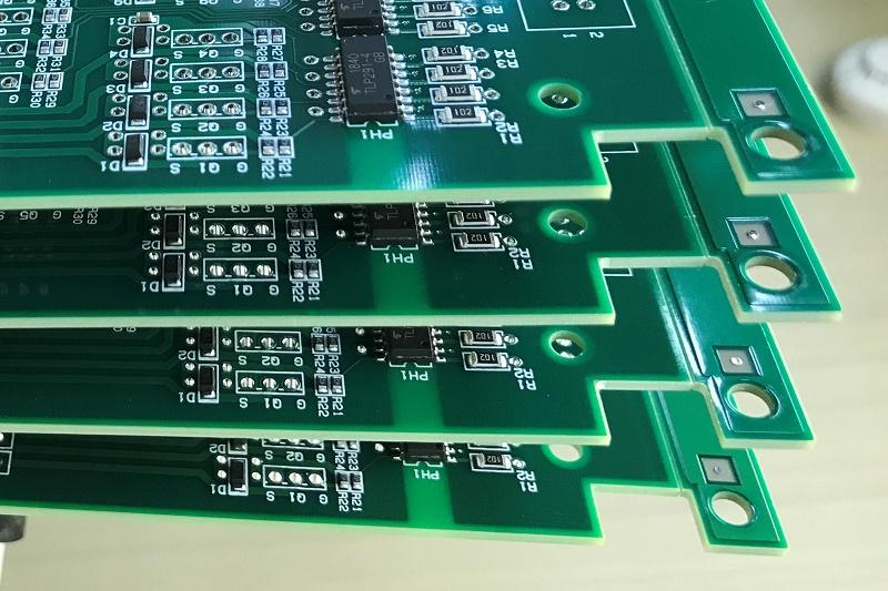 ケーブル導通検査回路基板