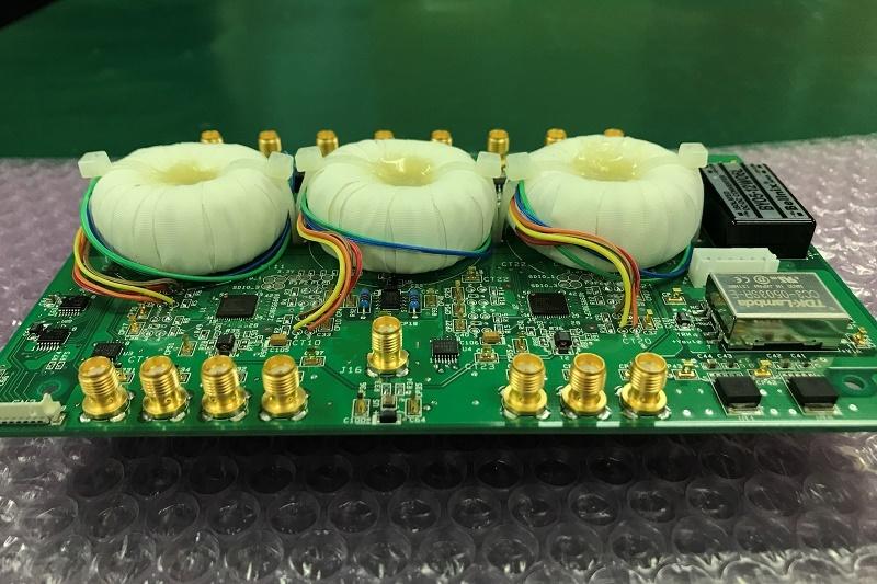 DAコンバーター回路基板