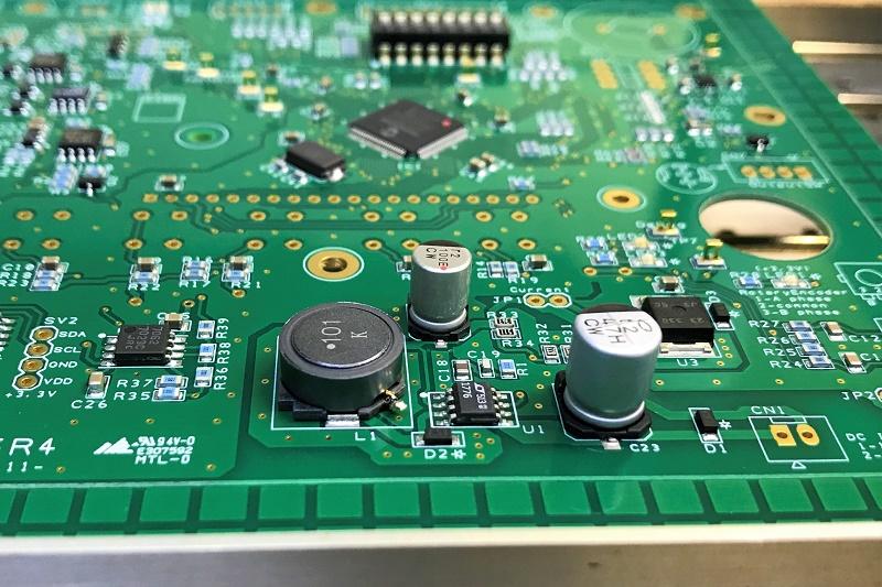 マイコン制御回路基板