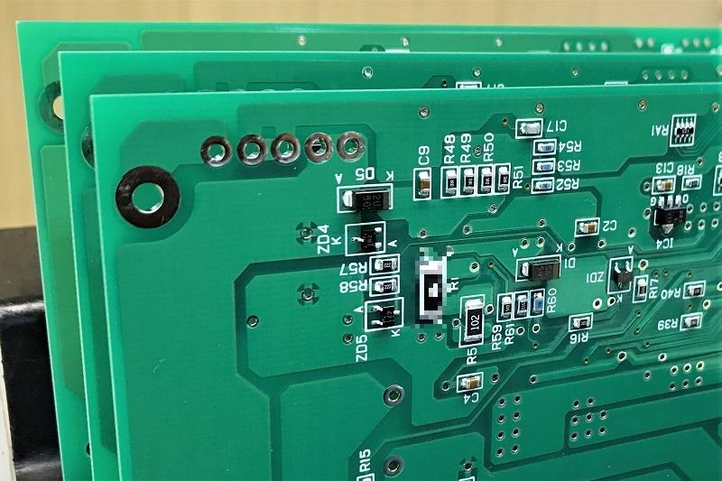 実装基板10339 ペルチェ素子制御回路基板