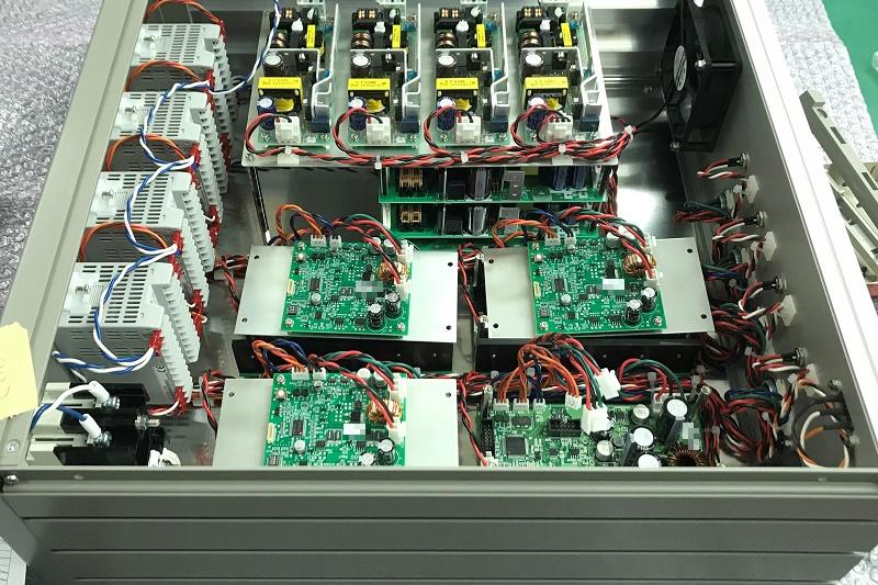 センサー入力処理回路基板