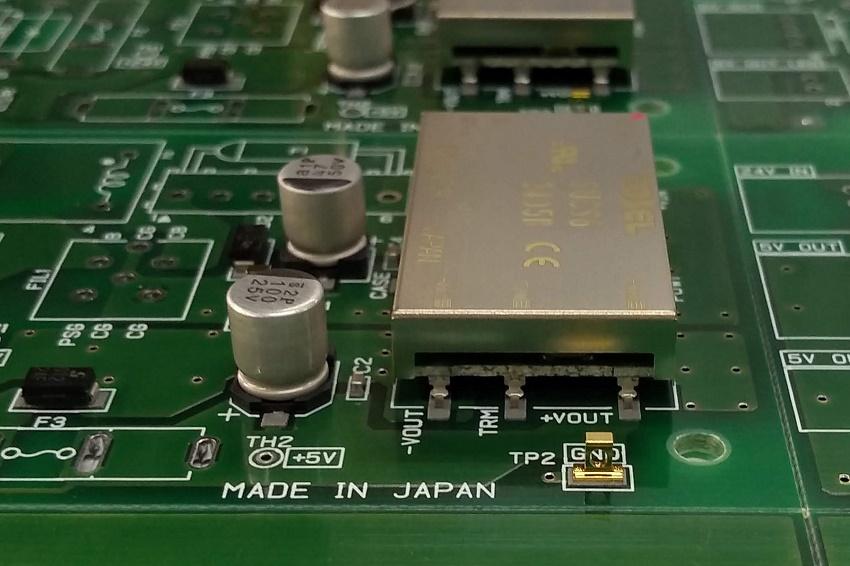 電源回路基板