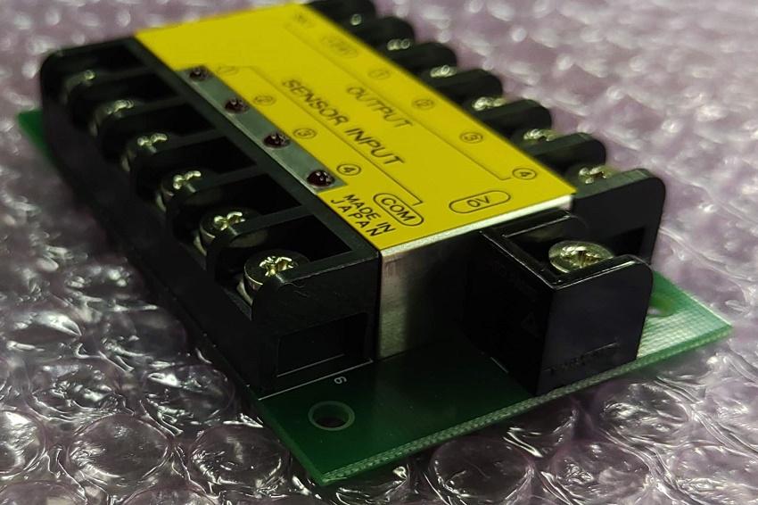 信号増幅回路基板