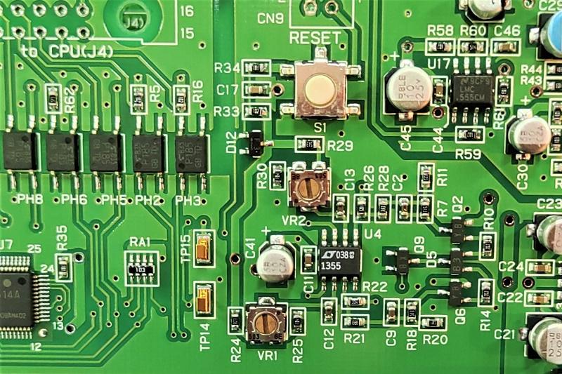 電源制御回路基板