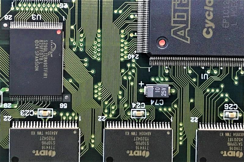 ロジックコントロール回路基板