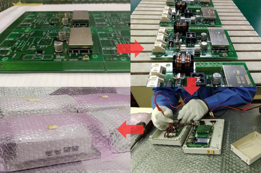 実装基板10353 電源回路基板