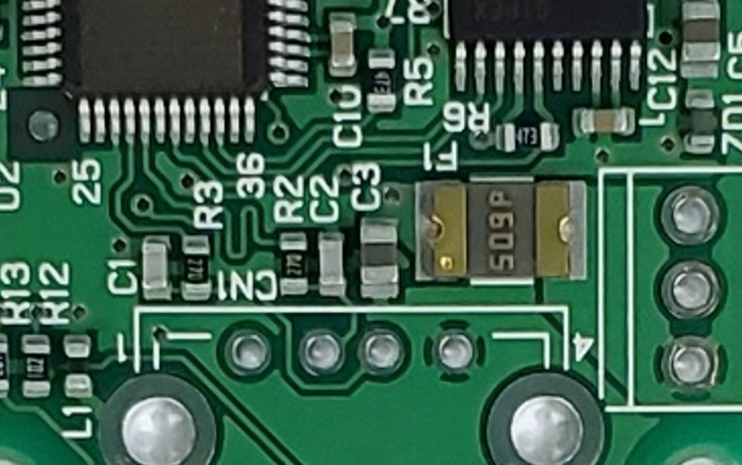 USBメモリ用インターフェース基板