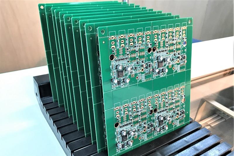 マイコン制御リレーシーケンス回路