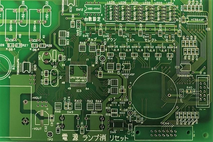 機器制御回路基板
