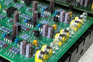 アナログ回路基板
