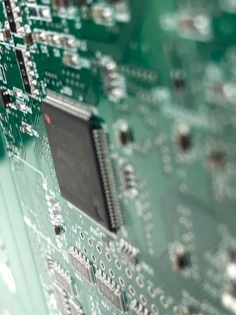 104BUS搭載型制御基板A面実装