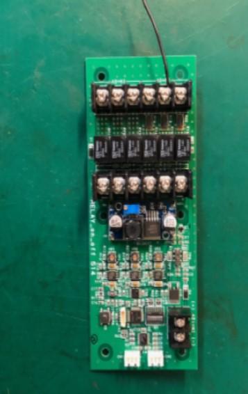 大電流切り替えSW基板