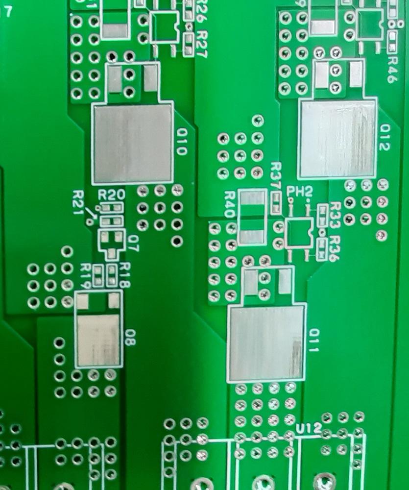 パワーMOS-FET実装基板